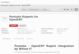 Pentaho Reports - Step 2